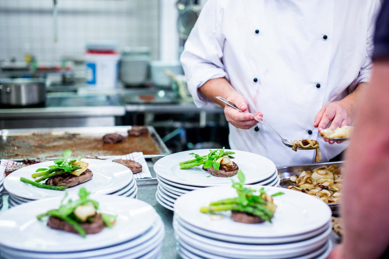 Challenge culinaire Chef