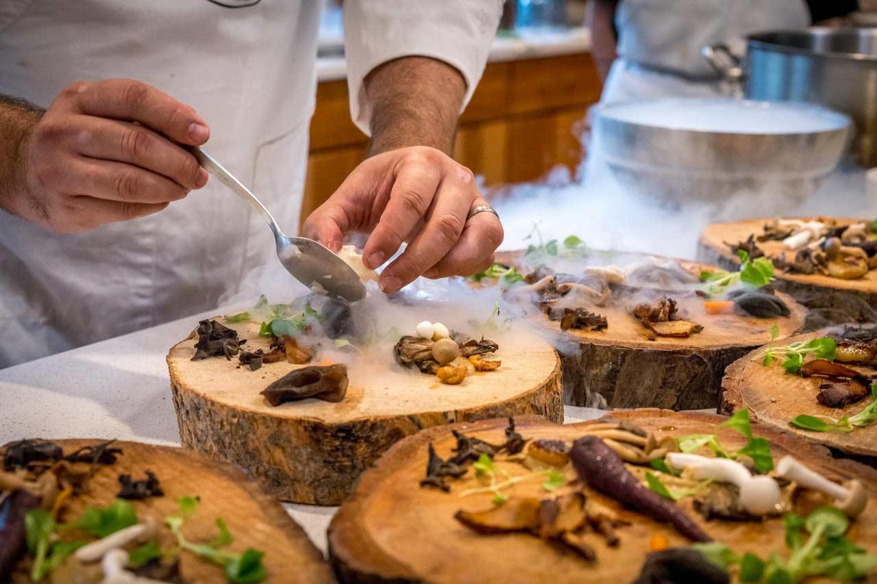 Chalenge culinaire