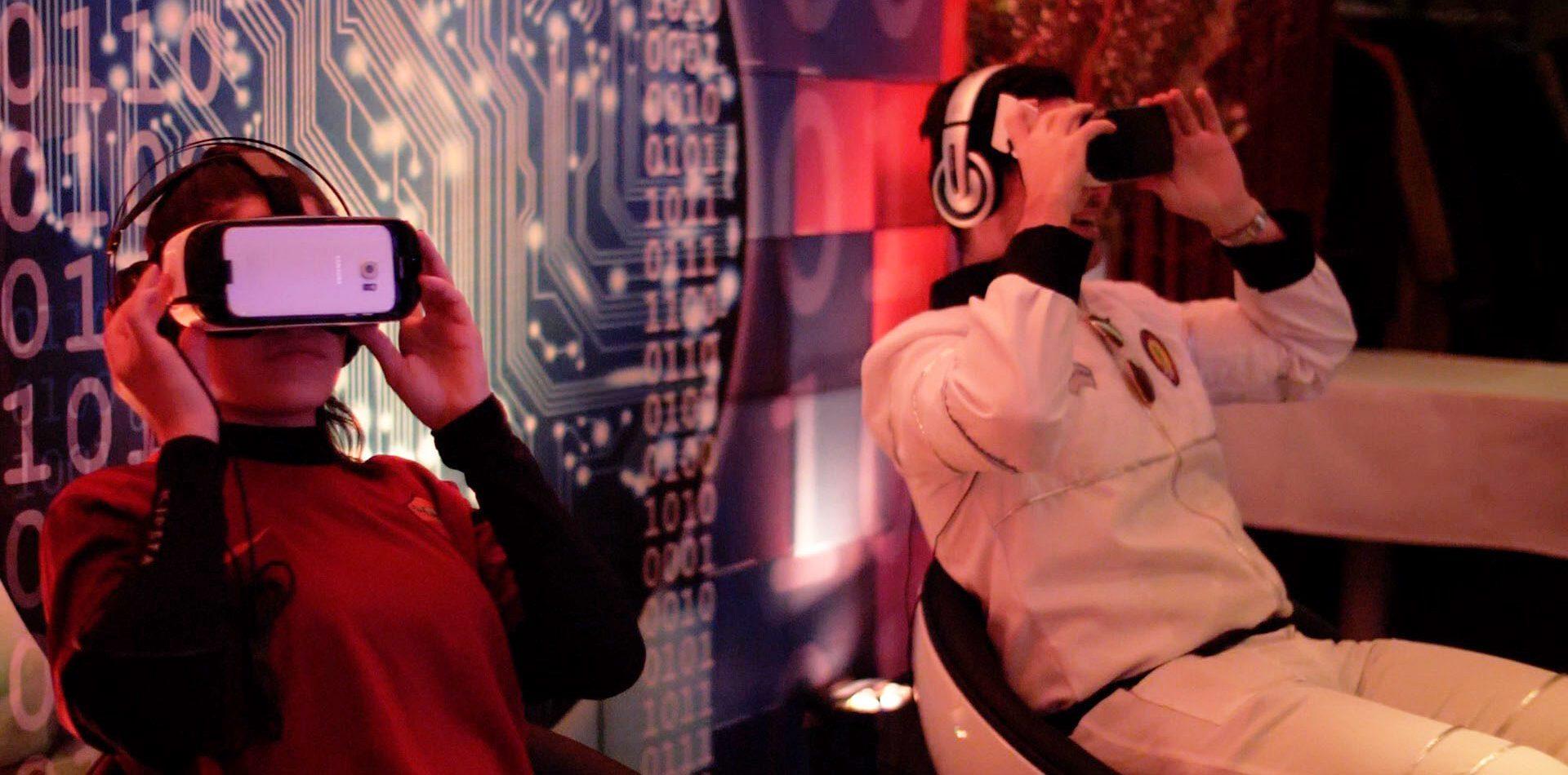 Animation vidéo réalité virtuelle