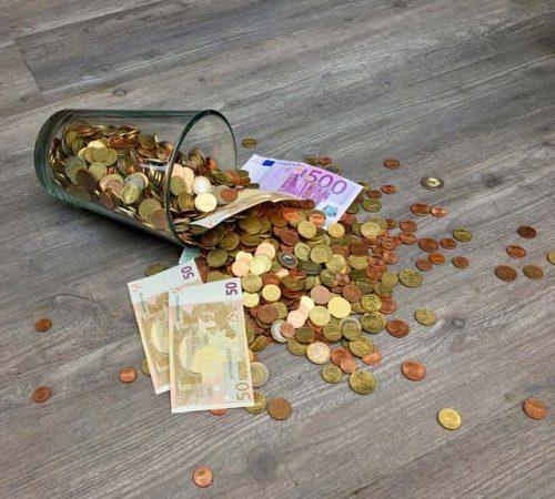 Budget pour événement d'entreprise