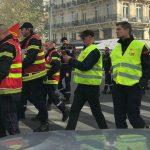 Manifestation de Gilet jaune