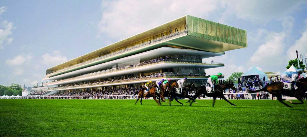 L'Hippodrome de Longchamp à privatiser pour les événements