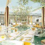 Restaurant sur rooftop paris 9