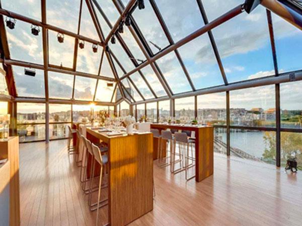 Un Rooftop parisien pour vos cocktails et soirées professionnelles.