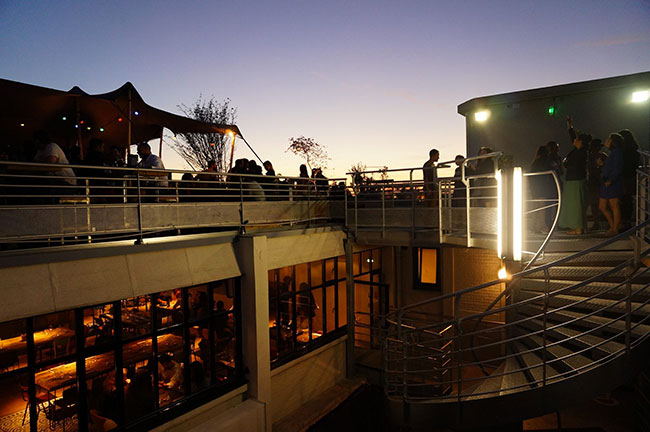 terrasse et rooftop paris 11