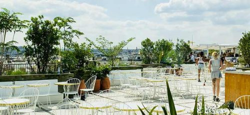 jardin suspendu sur les toit de paris 9