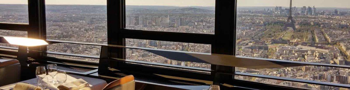 rooftop a privatiser avec vue panoramique sur paris et tour eiffel