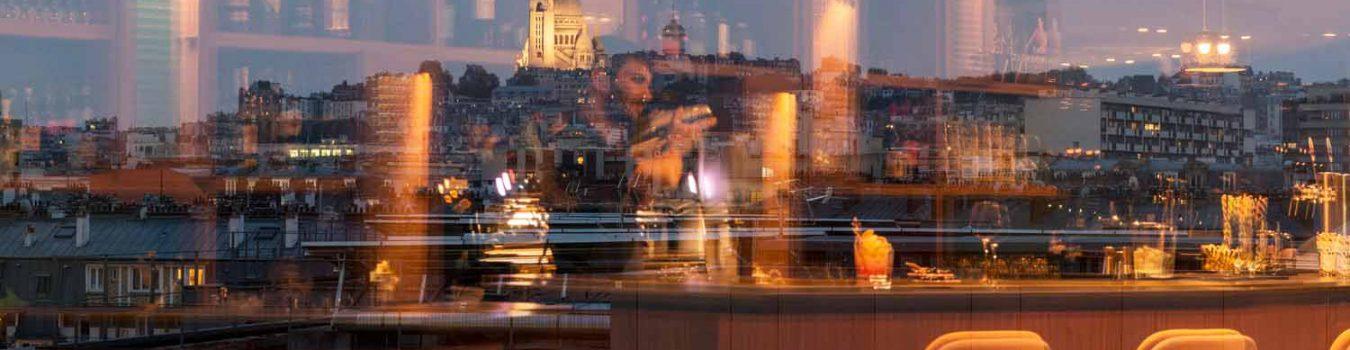 rooftop paris 18 vue sur montmartre pour evenement