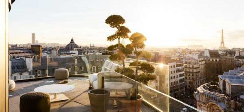 terrasse panoramique privatisable rooftop paris 9 pour evenement