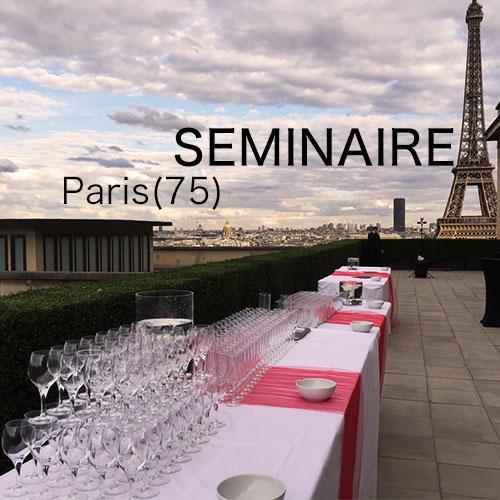 trouver une salle de séminaire à paris