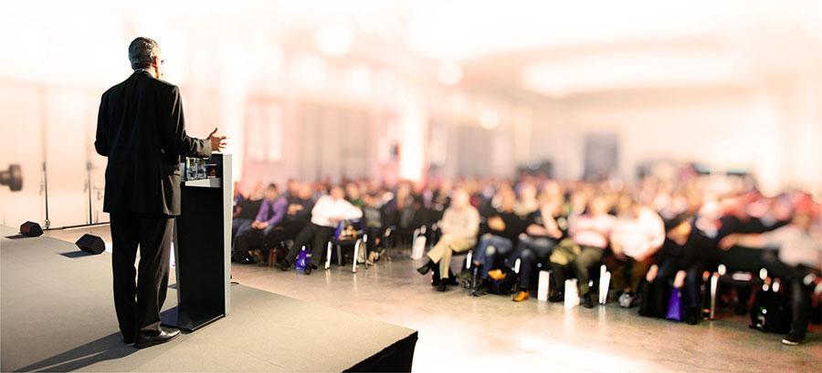 évenement d'entreprise : conference
