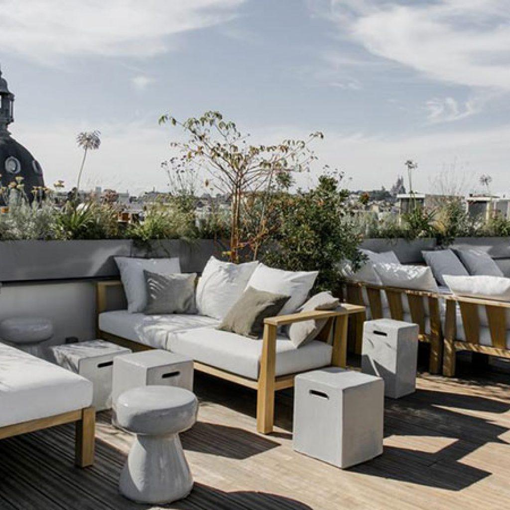 rooftop à privatiser pour événement