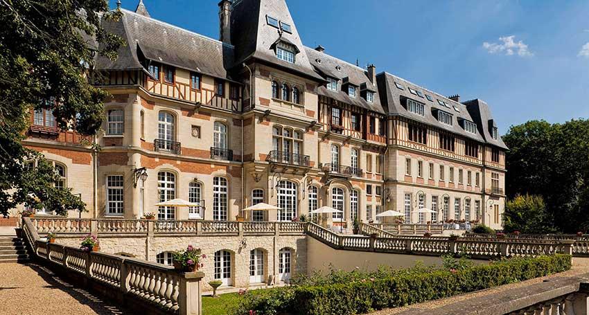 montvillargenne chateau hotel pour seminaire