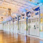 le salon des miroirs a privatiser