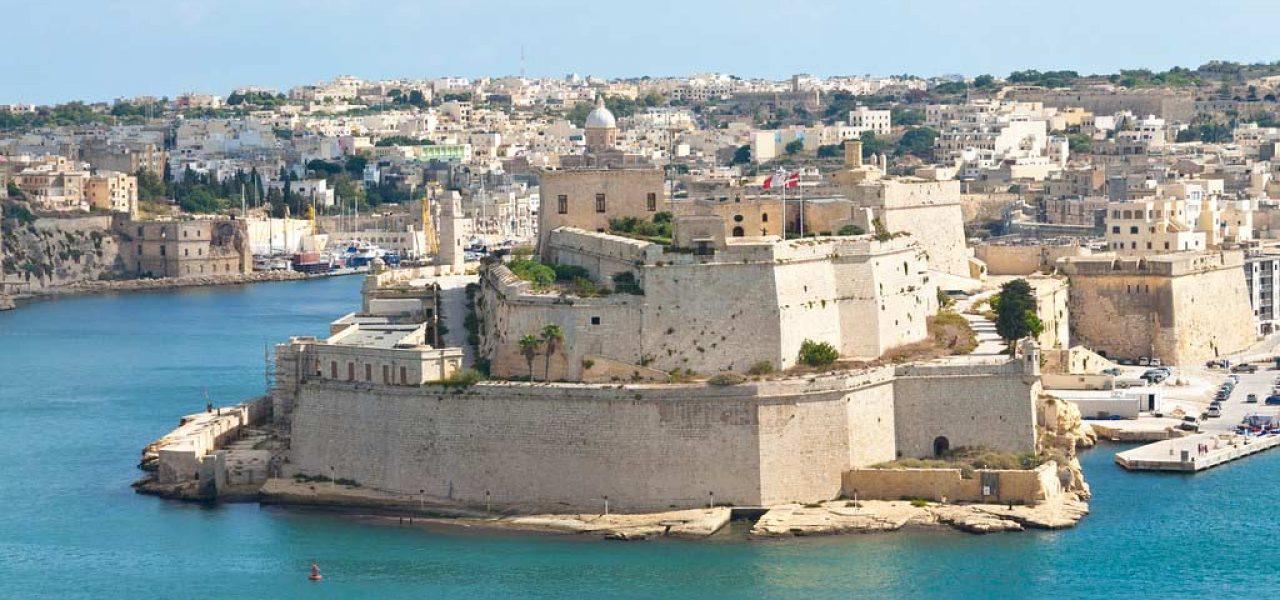 Séminaire Malte Fort Sant Angelo