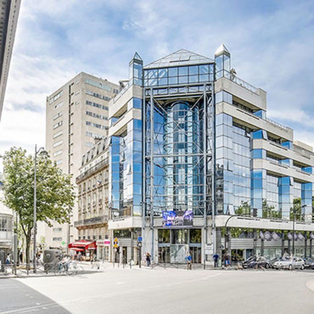 new cap event center centre de conférences paris