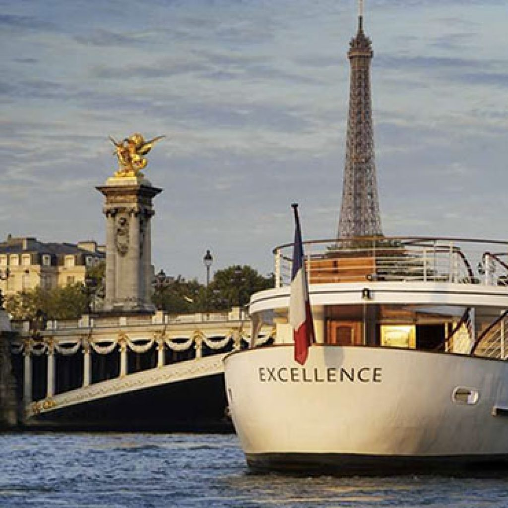privatiser yacht l'excellence a paris