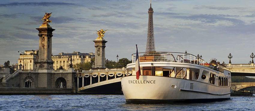 privatiser yacht l'excellence a paris