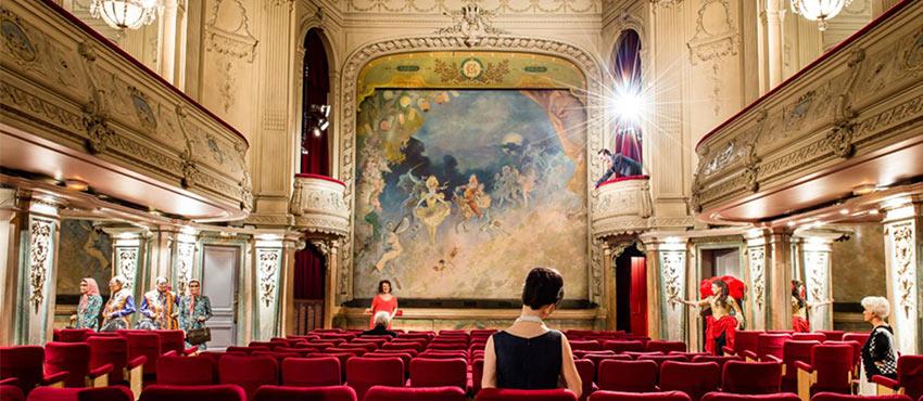 musée grévin auditorium pour séminaire paris