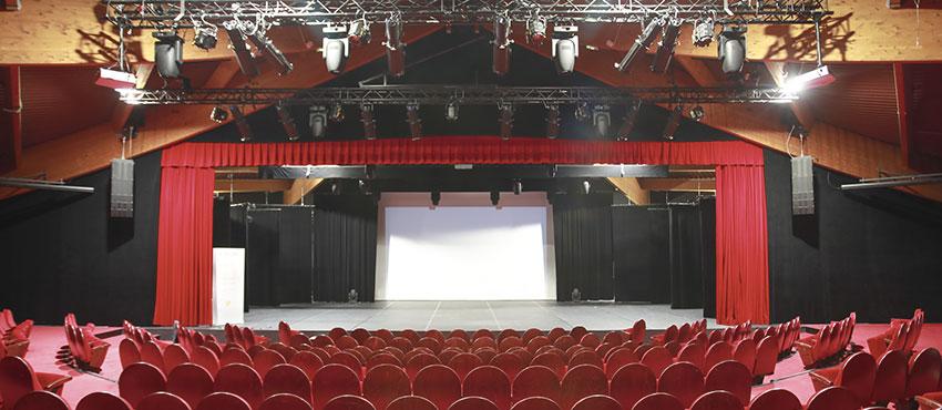 privatiser le théâtre rouge