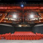 le théâtre rouge a privatiser pour événements