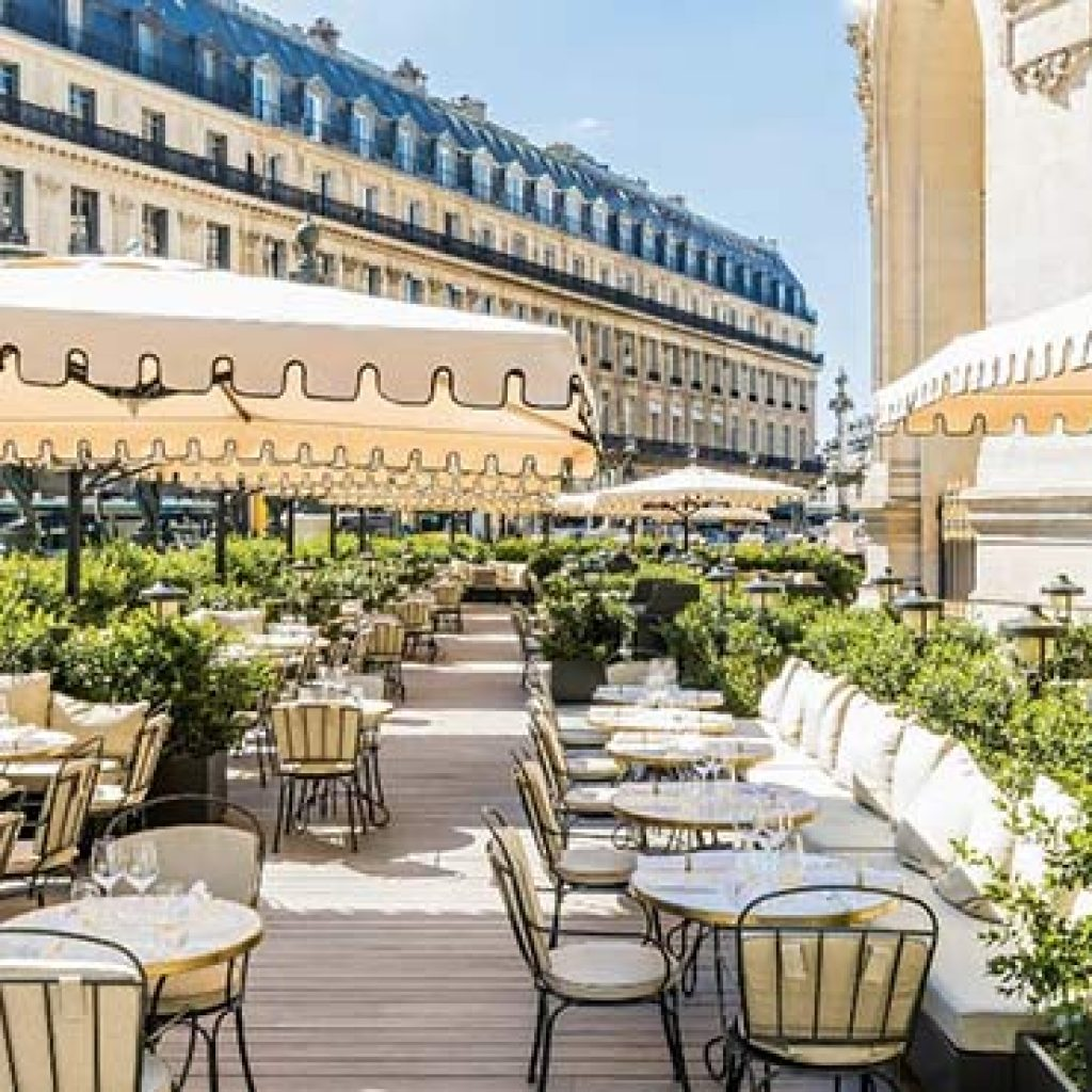 privatisez le restaurant coco a paris