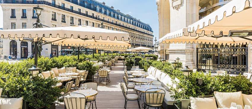 privatisez le restaurant coco a paris