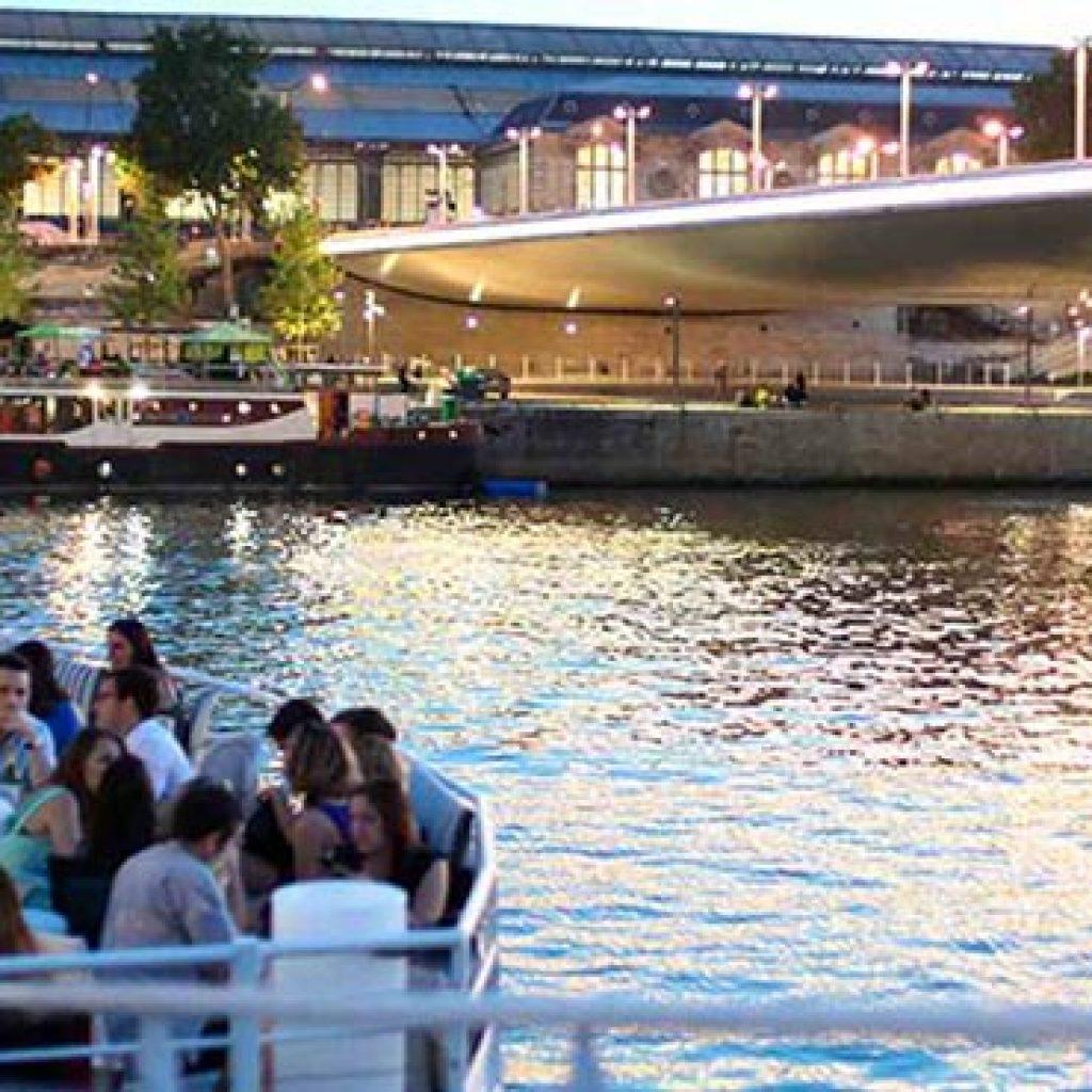 Privatiser le café barge pour vos événements
