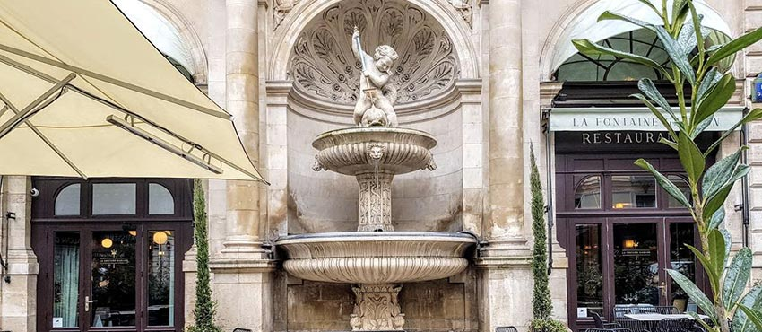 la fontaine gaillon pour evenements
