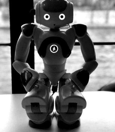 Agence événementielle à Paris animation digitale robot