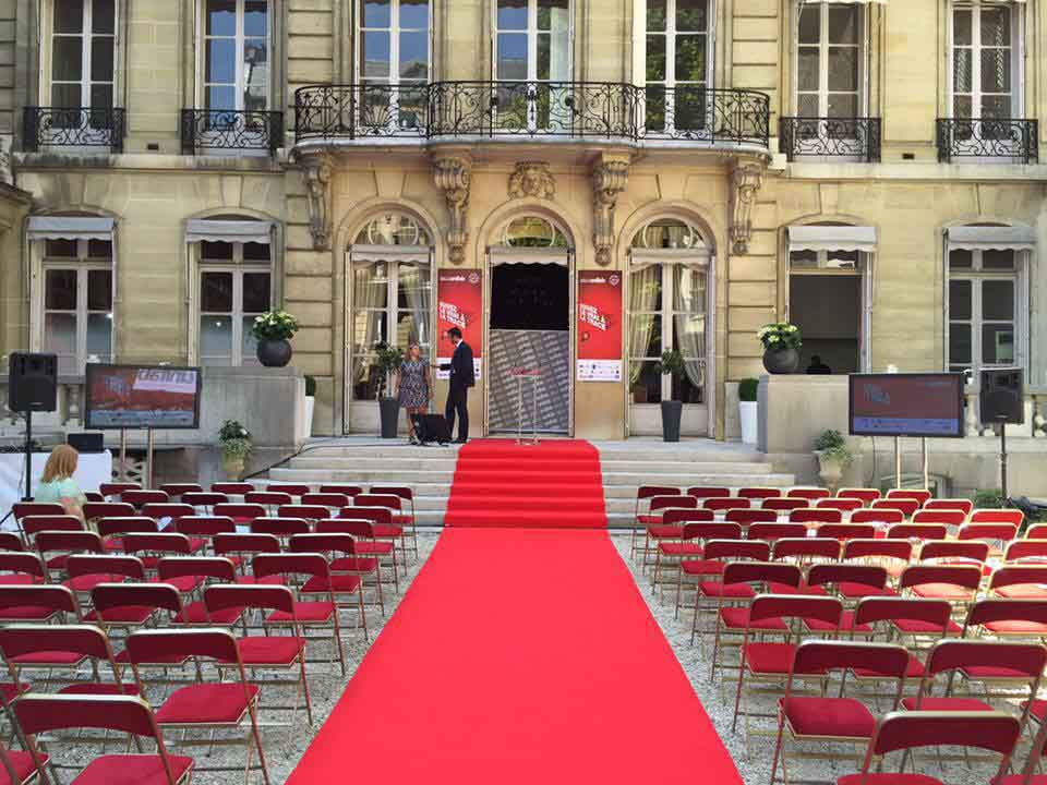 Organiser une inauguration, événement d'entreprise
