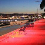une soirée sur le thème du festival de Cannes