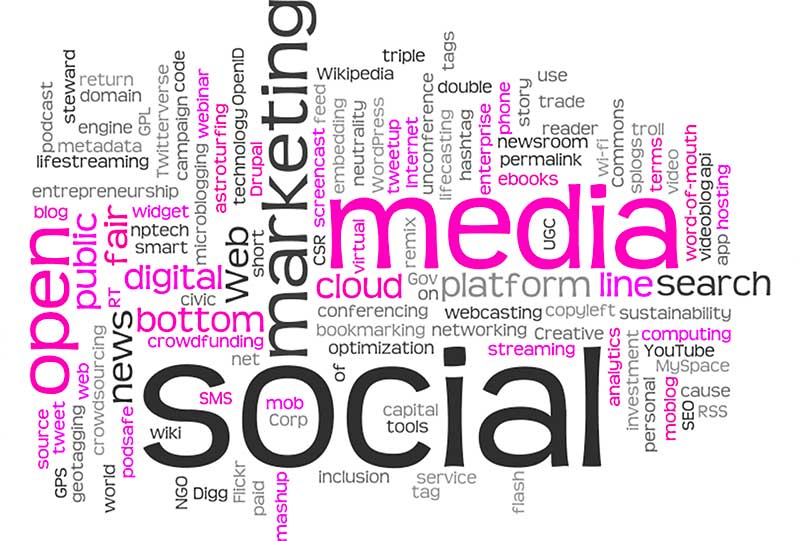 événementiel digital social média
