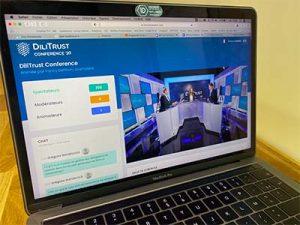 Plateforme de diffusion streaming pour événement digital