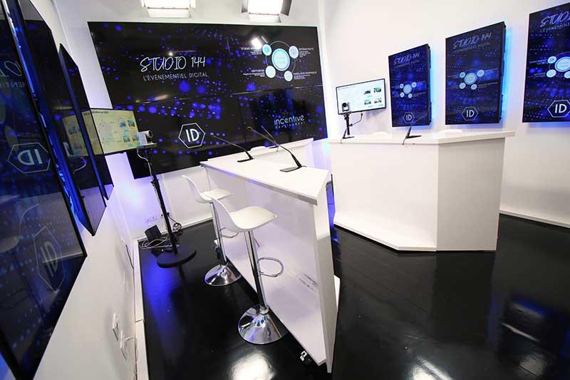 Louer un Plateau TV à Paris